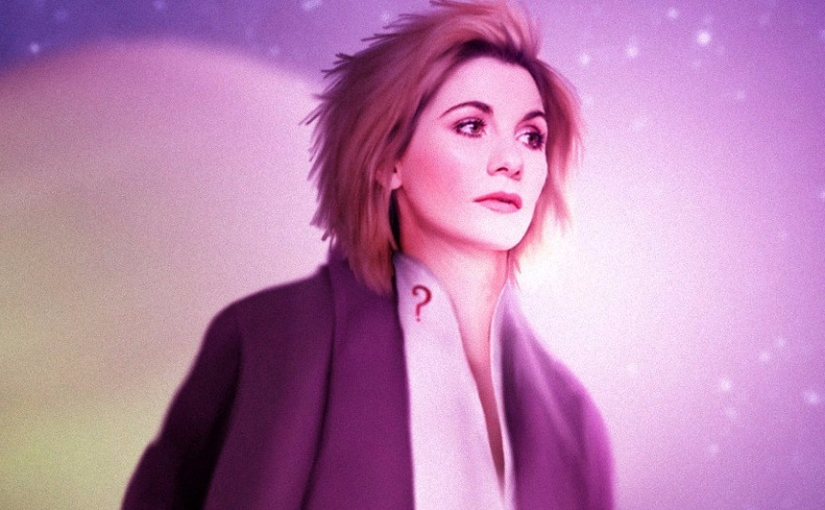 The Hooded Woman (A 13th Doctor story)
