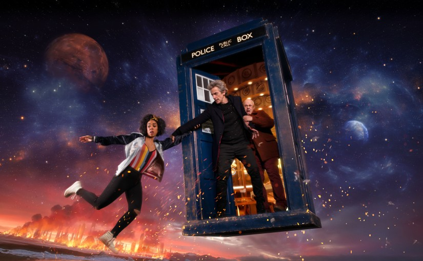 Celebrating The 12th Doctor: Series10