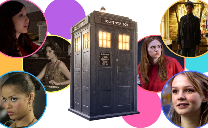 Talent in The TARDIS: the Actors ofTomorrow