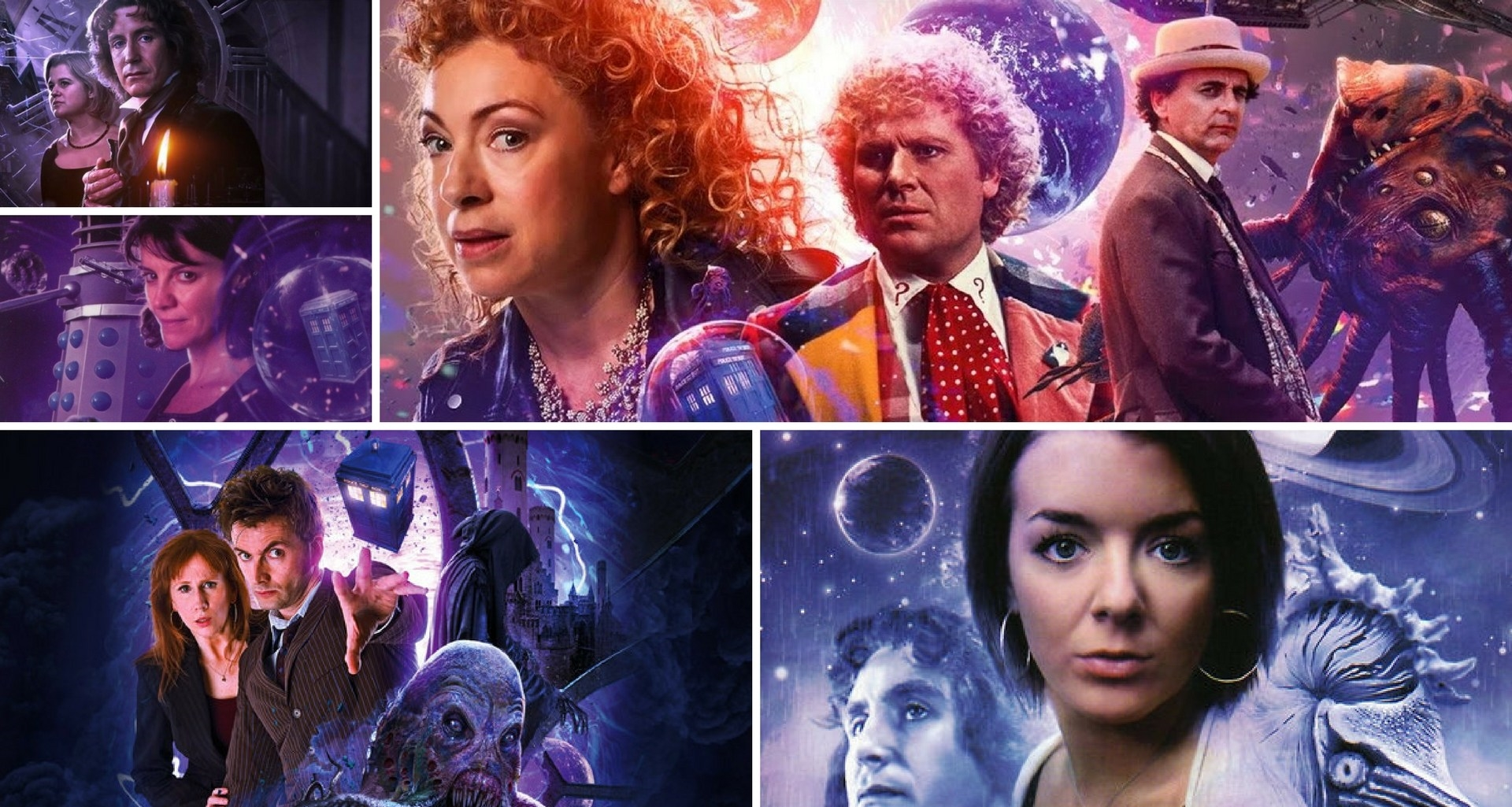 The Beginners Guide to the Women of Big Finish – The Time Ladies