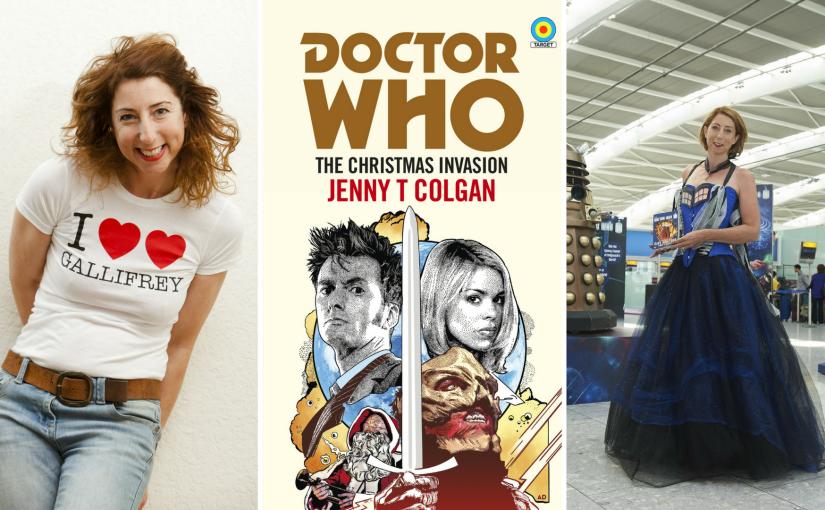 Jenny Colgan: The Christmas InvasionQ+A