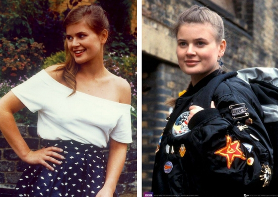 Women's Bodies in Doctor Who – The Time Ladies