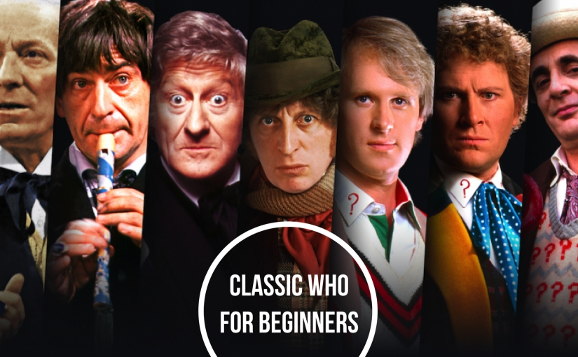 Classic Who forBeginners