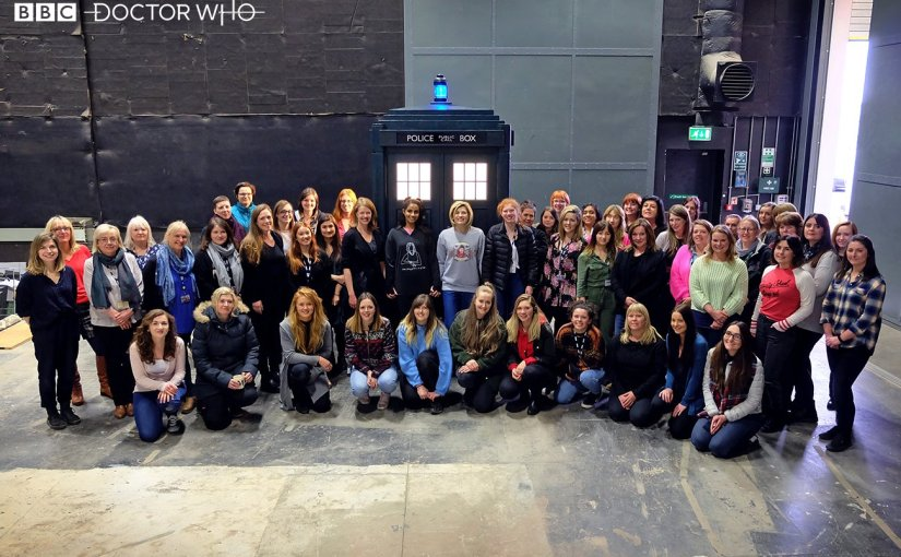 Why Exclusive Spaces Should Be Inclusive: Gender Equity in Doctor Who