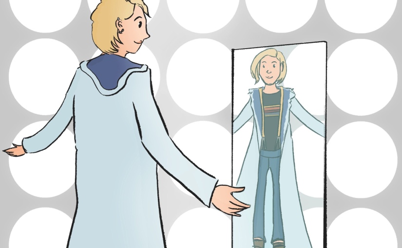 Time Ladies Tales: The Doctor's NewClothes
