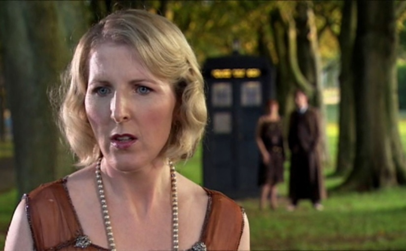 Women in our history books: But where are they in Doctor Who? by EmmaJones