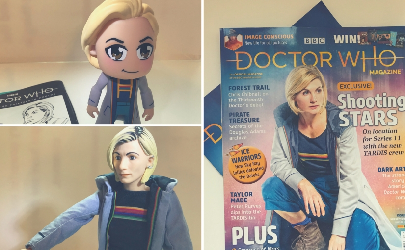 Merchandise of the Thirteenth Doctor