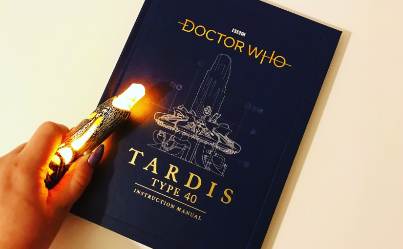 10 Things you didn't know about the TARDIS (From the Type 40 Instruction Manual)
