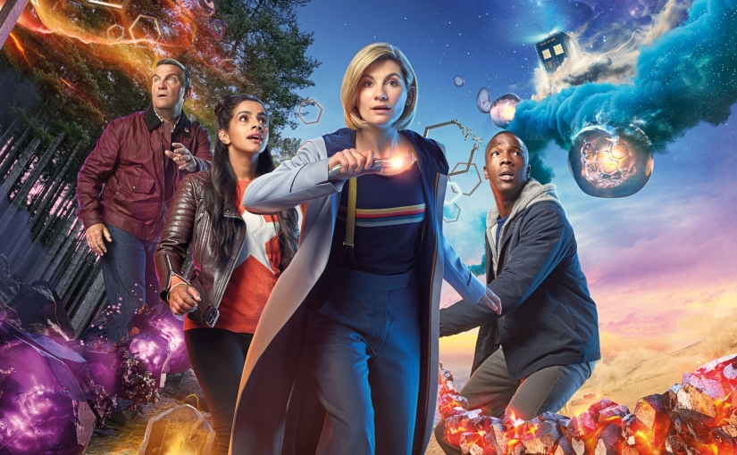 Doctor Who Series 11: Our Half-way Verdict