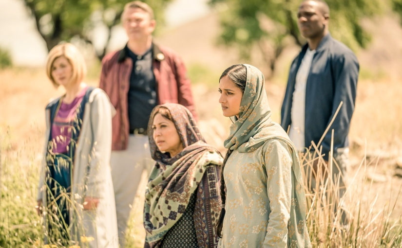Demonology and The Doctor: Demons of the Punjab review by DikshaBhugra