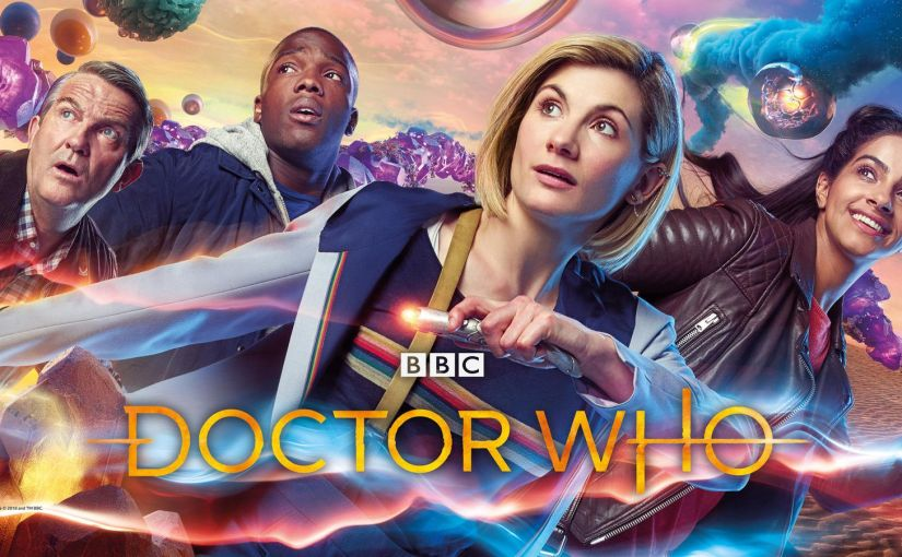 Reliving Series 11 of DoctorWho