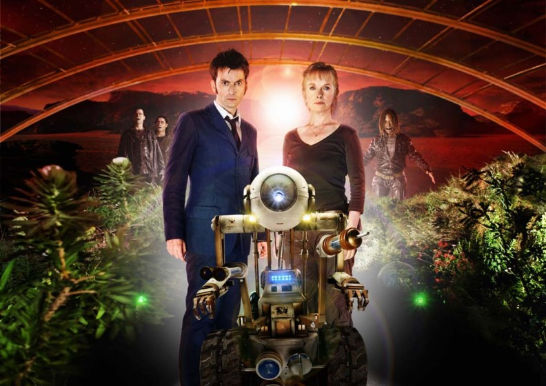 DOCTOR WHO - The Waters of Mars - Hi res