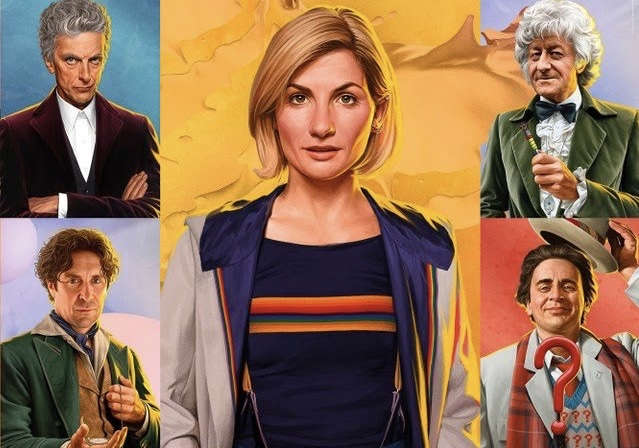 Doctor Who and Mental Health: Why does it have such a positive effect on ours?