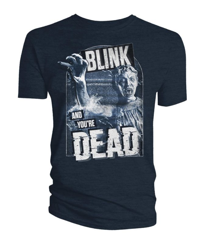 Doctor Who - Blink & You're Dead