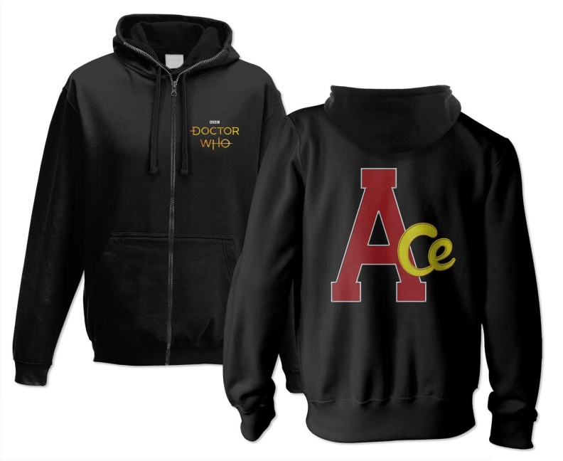 doctor who - ace (hoodie)