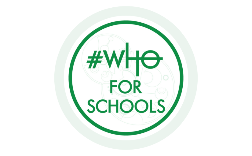 #WhoForSchools – We Need YOU
